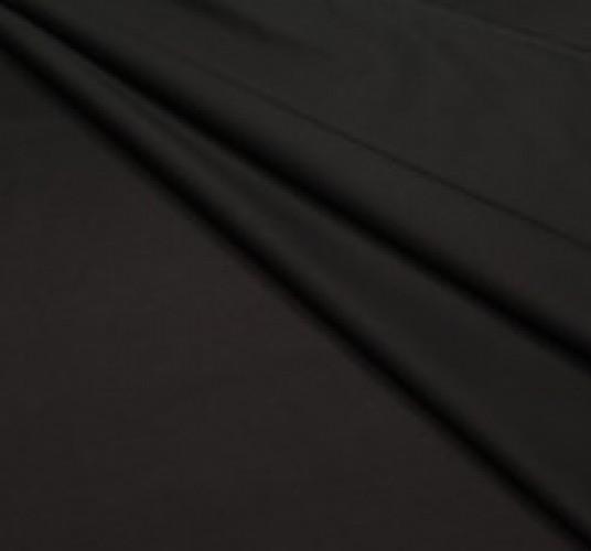 Карманная ткань 90г/м 80%ПЭ 20%Хлопок цв.черный(в рул.100м)