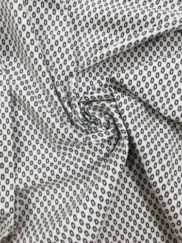 90722 Ткань хлопок сатин с принтом 97%хлопок 3%эластан 150см(в рул.55м)