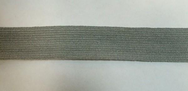 317 Окантовочная лента 20мм цв.серый(в рул.100м)