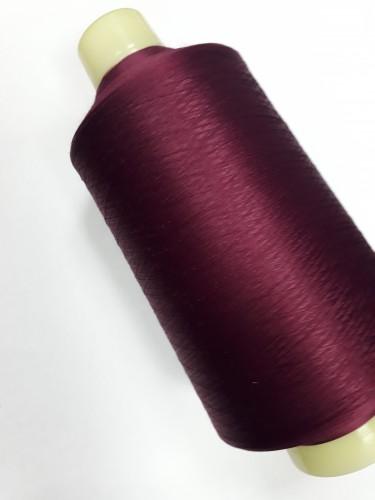 2226 Нить текстурированная U150/1 №180 некрученая 15000м цв.бордовый