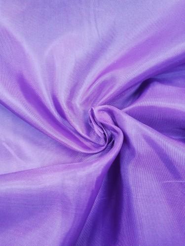 1120(45) Ткань подкладочная 190Т 100%ПЭ цв.фиолетовый(в рул.100м)