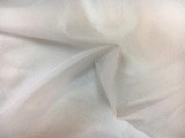 J065/23 Дублерин трикотажный 60г/м точечный 150см цв.белый(в рул.100м)