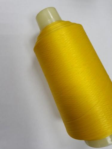 2107 Нить текстурированная U150/1 №180 некрученая 15000м цв.желтый