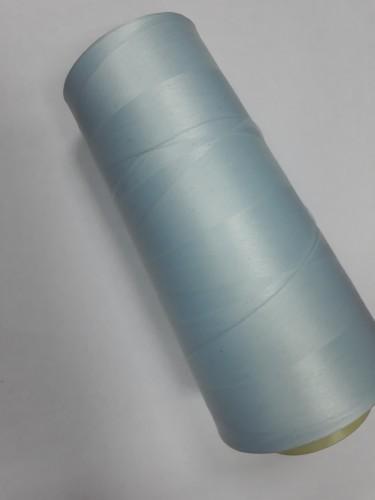 2163 Нить текстурированная U150/1 №180 некрученая 15000м цв.с.голубой