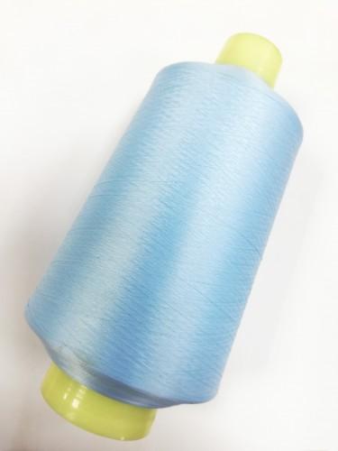 2165 Нить текстурированная U150/1 №180 некрученая 15000м цв.голубой