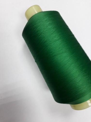 2252 Нить текстурированная U150/1 №180 некрученая 15000м цв.зеленый