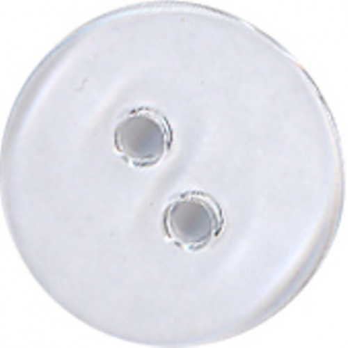 178BP Пуговица №36 23мм цв.прозрачный(в упак.500шт)