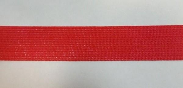 148 Окантовочная лента 22мм цв.красный(в рул.100м)