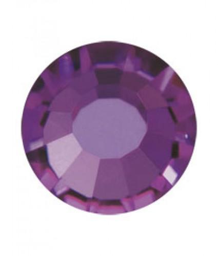 Стразы SS10 3мм Е03  Amethyst(в упак.500гросс)