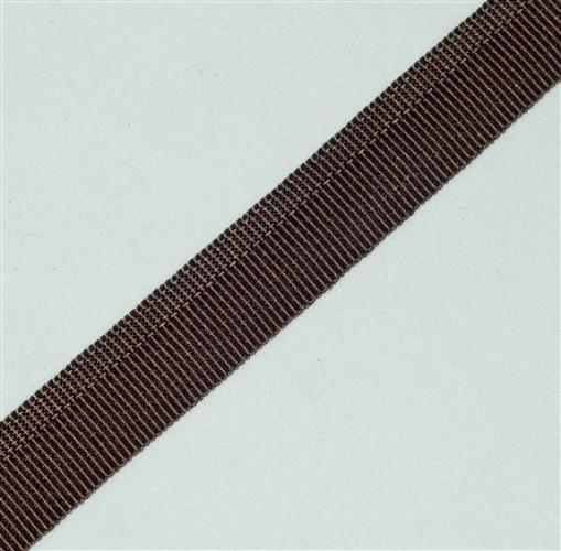 Брючная лента 15мм цв.№149 коричневый(в рул.50м)