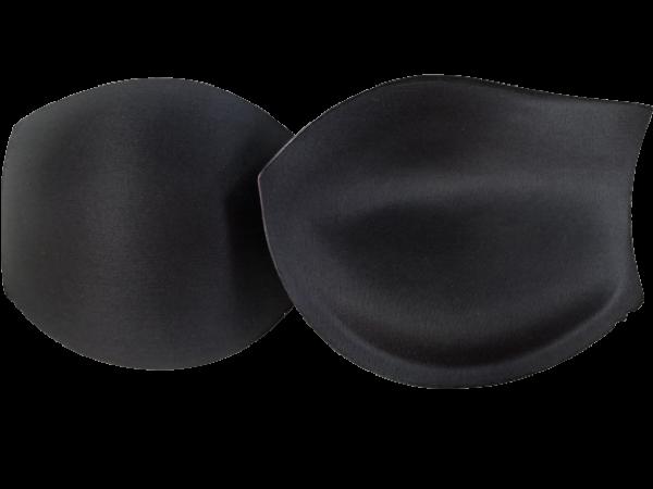 177А Чашки корсетные Р80 цв.черный(в упак.30пар)