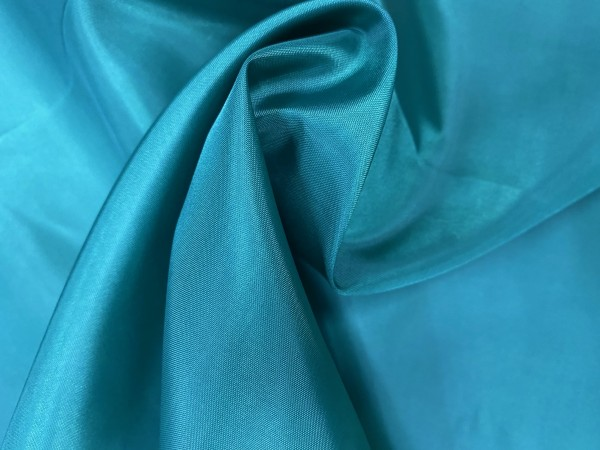 1234(18-5315) Ткань подкладочная однотонная 210Т 100%ПЭ 150см цв.яр.зеленый(в рул.100м)