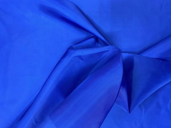1190(19-3938) Ткань подкладочная однотонная 210Т 100%ПЭ 150см цв.василек(в рул.100м)