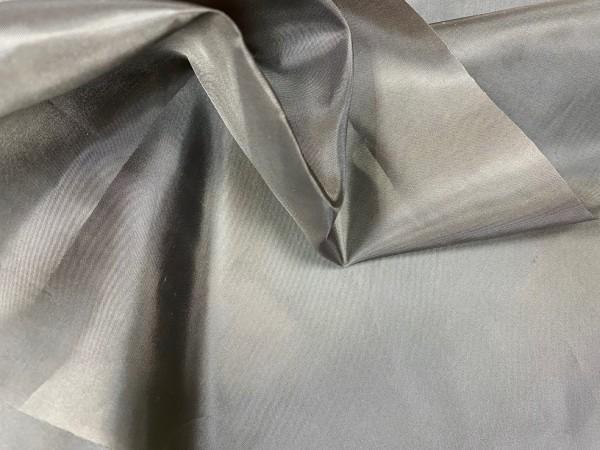 1398(19-0840) Ткань подкладочная однотонная 210Т 100%ПЭ 150см цв.т.коричневый(в рул.100м)