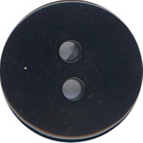 178BP Пуговица №36 23мм цв.черный(в упак.1000шт)