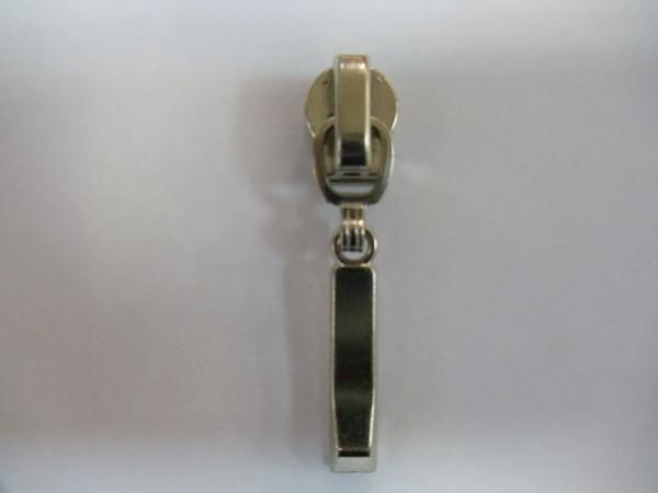 Бегунок автомат 0292-0014 для спирали Т5 цв.никель(в упак.500шт)