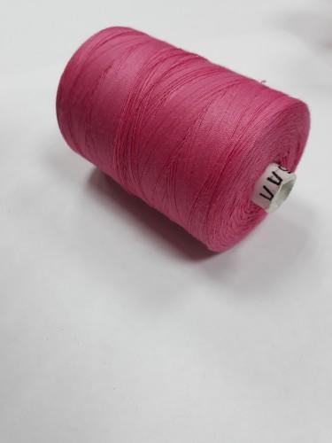 1306 Нить 45ЛЛ 100% ПЭ 2500м цв.розовый(в упак.20шт)