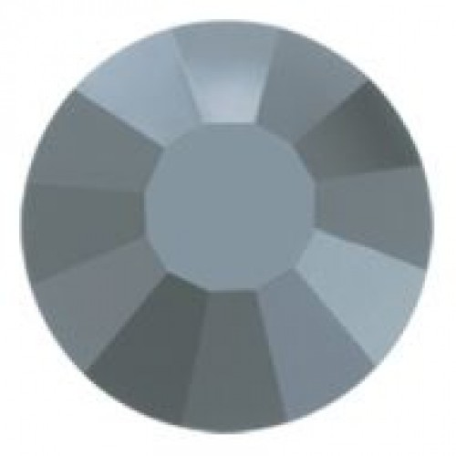 Стразы SS06 2мм Е21 Jet Hematite(в упак.1000гросс)