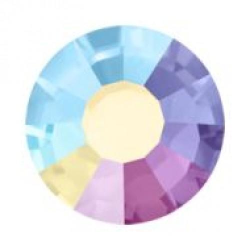 Стразы SS10 3мм Е23 AB Crystal(в упак.500гросс)