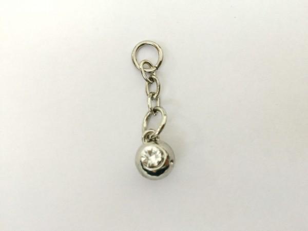 2903 пуллер декоративный цв.никель(в упак.500шт)