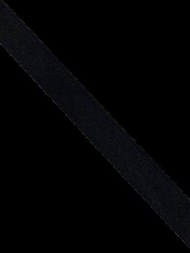 0102ASP Бельевая резинка 18мм цв.черный(в рул.100м)
