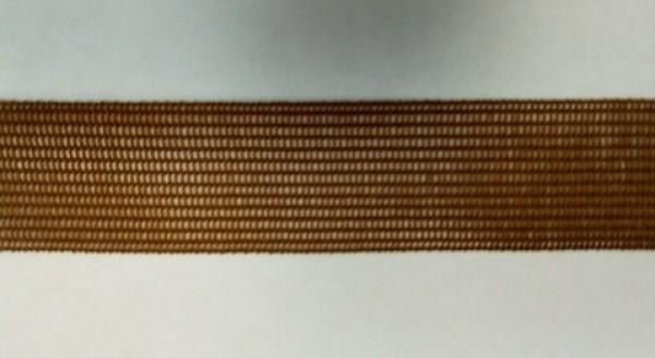 320(42) Окантовочная лента 22мм цв.св.коричневый(в рул.100м)