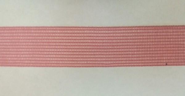 137(90) Окантовочная лента 22мм цв.розовый(в рул.100м)