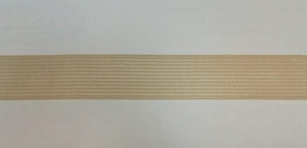 149(28) Окантовочная лента 22мм цв.св.бежевый(в рул.100м)