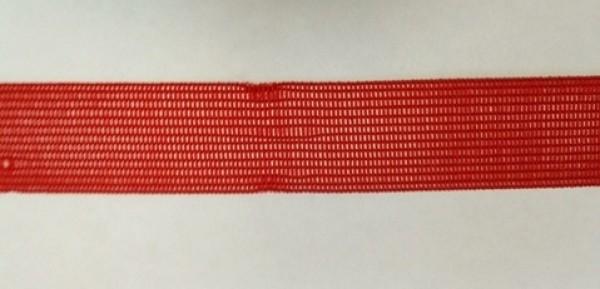 162(113) Окантовочная лента 22мм цв.красный(в рул.100м)