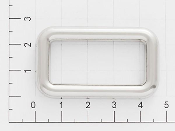 Рамка 5*20*35мм цв.никель(в упак.500шт)