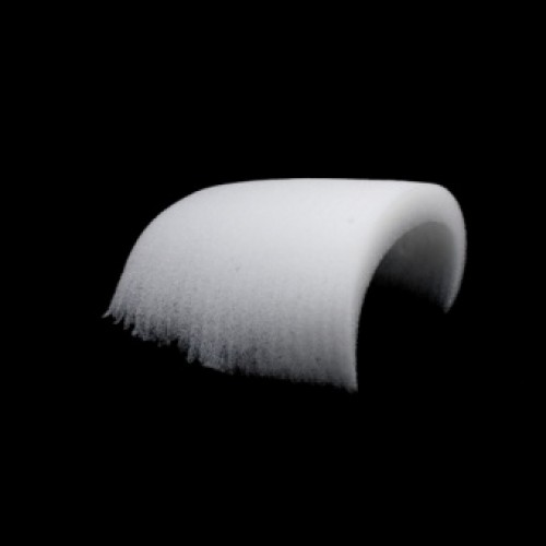 Плечевые накладки Вн-14 не обшитые цв.белый(в упак.300пар)