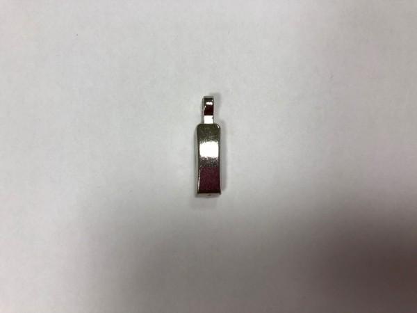 F310 пуллер декоративный цв.никель(в упак.500шт)