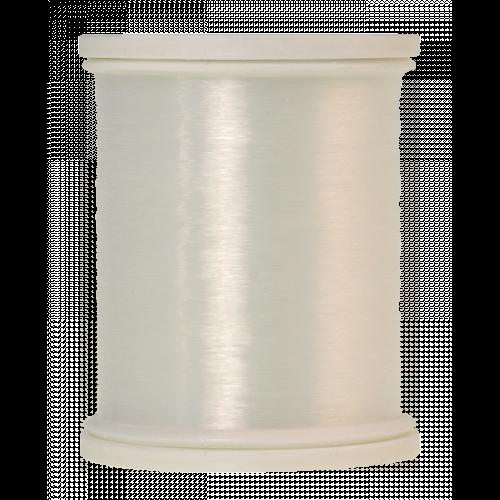 Нить леска для бисера 100% ПЭ 400yds цв.прозрачный