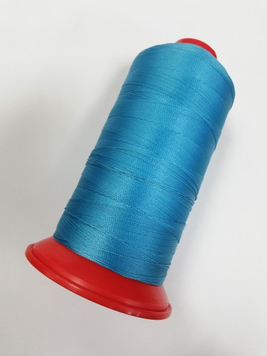 3484 Нить 20/3 POLYART 100% ПЭ 1500м цв.яр.голубой