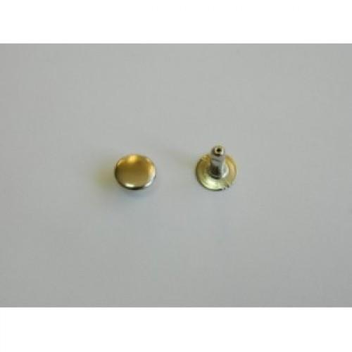 Хольнитен стальной 6*6мм цв.никель(в упак.2000шт)