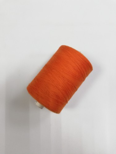 0614 Нить 45ЛЛ 100% ПЭ 2500м цв.оранжевый(в упак.20шт)