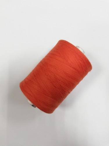 0702 Нить 45ЛЛ 100% ПЭ 2500м цв.оранжевый(в упак.20шт)