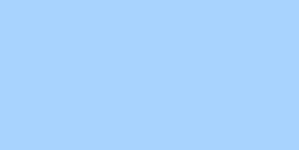 168 Молния потайная Т3 18см цв.голубой(в упак.100шт)