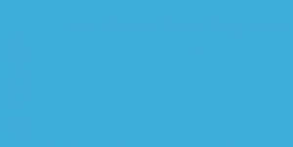 208 Молния потайная Т3 18см цв.бирюза(в упак.100шт)