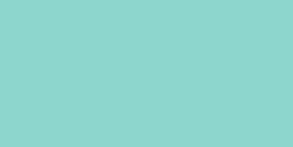 251 Молния потайная Т3 18см цв.св.бирюза(в упак.100шт)