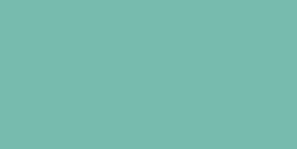 253 Молния потайная Т3 18см цв.бирюза(в упак.100шт)