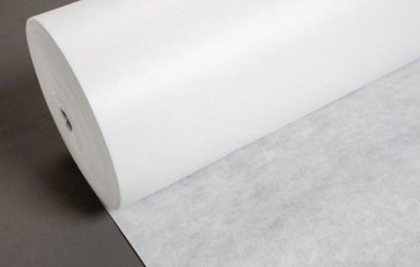 505 Флизелин вышивальный 40г/м 90см цв.белый(в рул.300м)