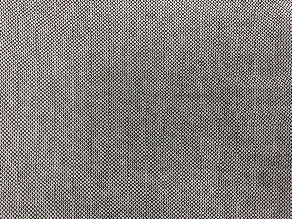R11 Ткань на сетке трикотажное шир.150см цв.белый