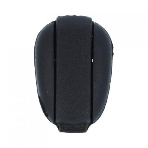 Концевик фасоль пластиковый цв.черный(в упак.1000шт)