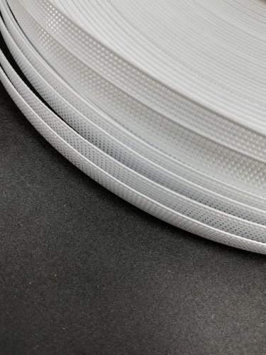 Регилин жесткий 10мм цв.белый(в рул.50м)