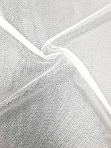 W503В3 (YDK40) Дублерин трикотажный 40г/м точечный 150см 75% ПЭ 25% ПА цв.белый(в рул.100м)