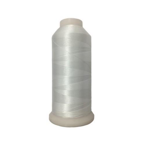 Белая нить 120D/2 вышивальная 100% ПЭ 4500yds