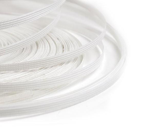 Регилин жесткий 03мм цв.белый(в рул.50м)