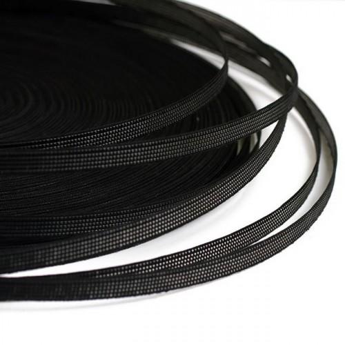 Регилин жесткий 03мм цв.черный(в рул.50м)