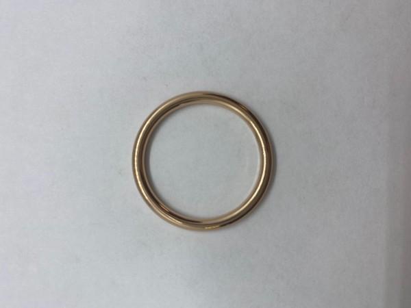 1129Y Кольцо 3*25мм цв.золото(в упак.200шт)